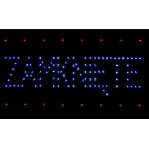 Tablica Otwarte - Zamknięte LED tablice