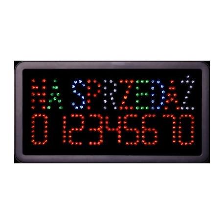 Tablica LED Na Sprzedaż + Numer